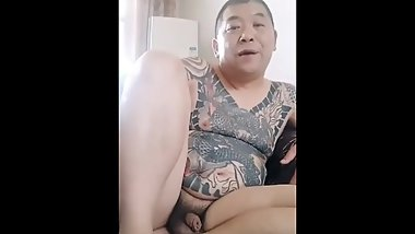 chinese daddy's dick