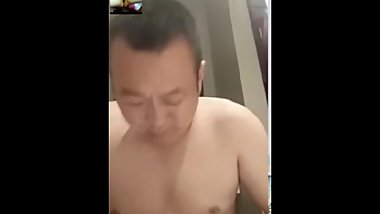 chinese uncle web cam solo