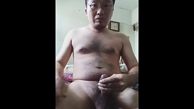 Amateur Man Self Masturbation