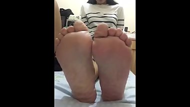 chinese soles feet