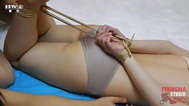 Chinese girl bondage