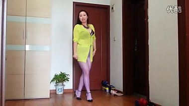 chinese wife dance 南昌玲玲 02