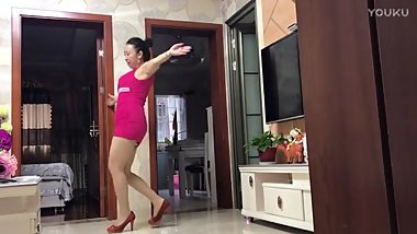 chinese wife dance 南昌玲玲