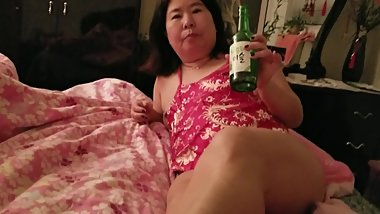 Happy Chinese New Year Milf POV