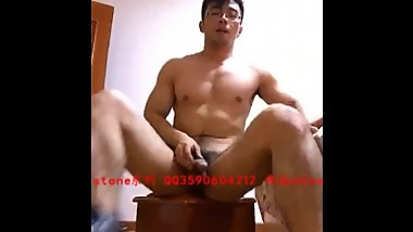 str8 chinese bodybuilder 大物工科男