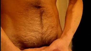 Squirting after cumshot