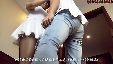 Chinese Self-defence Ballbusting