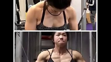 Delicious Chinese FBB more ripped