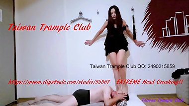 clips 4 sale.com/studio/95867 EXTREME Head trampling
