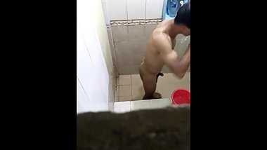 Asian Spy Shower 8