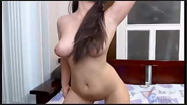 Indonesian Chinese Nude - big tits 1