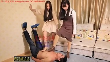 Chinese Double Trample