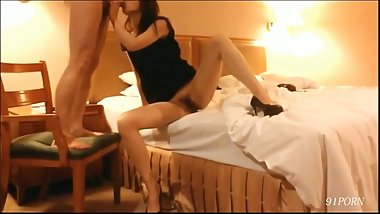 Chinese Amateur Pornstar in Hotel