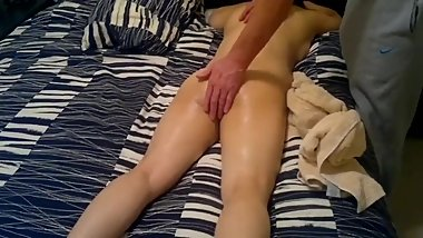 Chinese Wife Massage / Shared by Brits 7