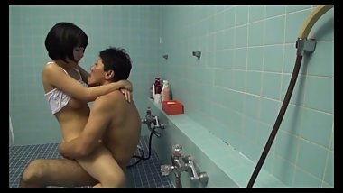 Making Love in The Bathroom