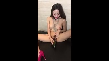 Chinese Model 李梓熙 Li ZiXi Uncensored Compilation