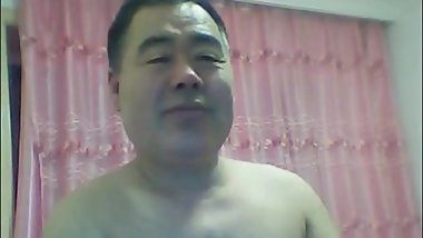 Chinese old man mature daddy