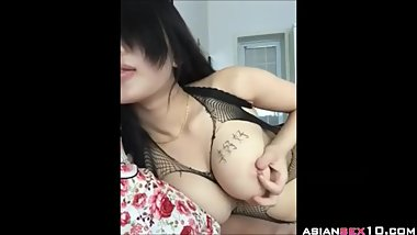 Chinese girl homemade compilation