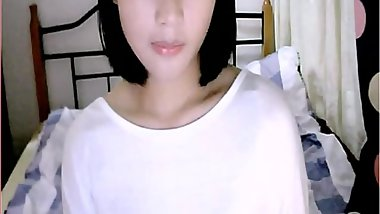 chinese beautiful webcam girl 淼淼
