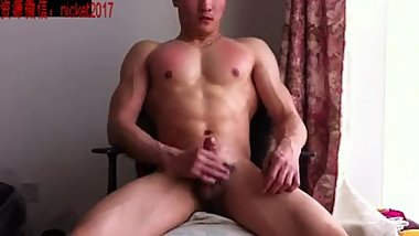 chinese bodybuilder