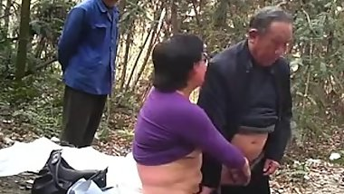 Chinese Daddy Forest 5