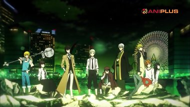 Bungou Stray Dogs Opening 2