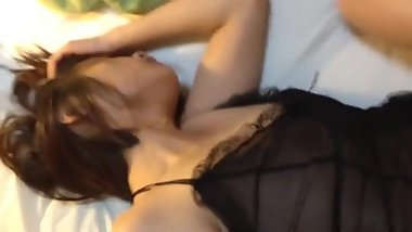 Chinese prostitute in stockings fucked by John..flv