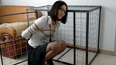 NorthEase Chinese Model Bondage 06 For Money