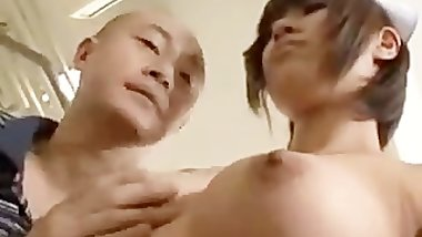 Stop The Time To Fondle Japanese Nurses asian cumshots asian swallow japane