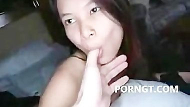 Filipino With Her Bf In Sexyel Room asian cumshots asian swallow japanese c
