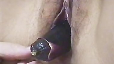 Yasuko Nakao Vs An Eggplant asian cumshots asian swallow japanese chinese