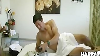 Thai Masseuse Gives Blowjob For Cash asian cumshots asian swallow japanese